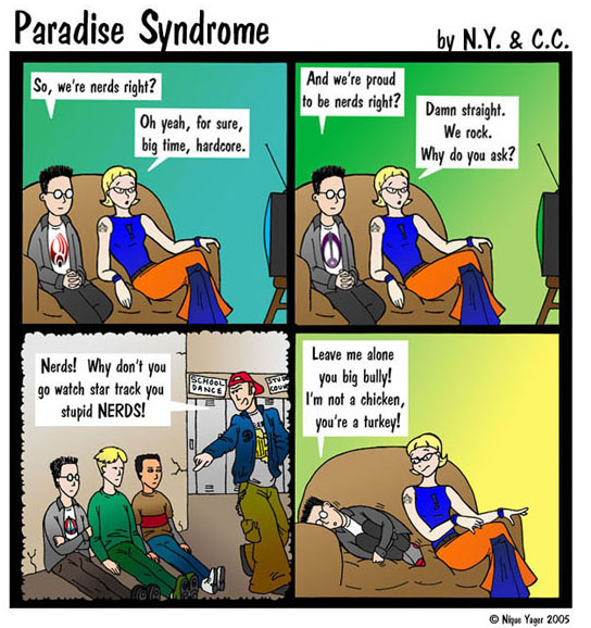 Paradise Syndrome #2