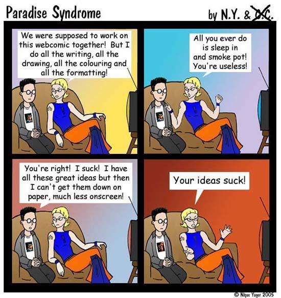 Paradise Syndrome #4