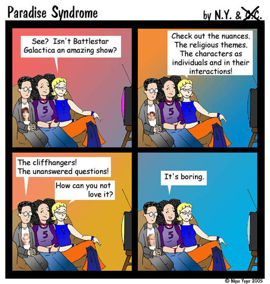 Paradise Syndrome #7
