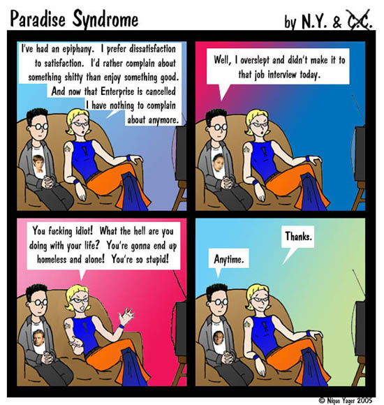Paradise Syndrome #10